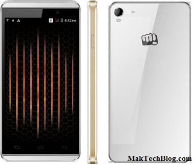 Micromax Canvas Fire A104 with 4.5 inch screen launched for Rs. 6,999