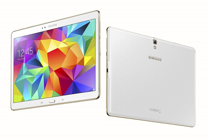 Samsung Galaxy Tab S 10.5 launched in India for Rs. 44,800