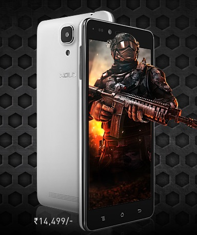 Xolo Play 6x-1000 with 5 inch HD screen, Hexa Core launched for Rs. 14,499