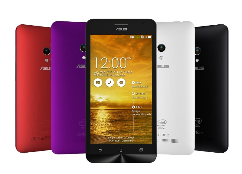 Asus sells 40,000 Zenfone smartphones in India within 4 days of launch