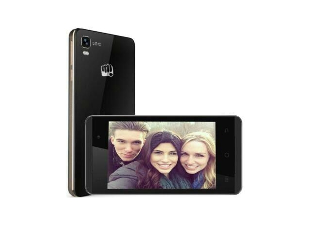 Micromax Canvas Fire A093 running on Android Kitkat available online for Rs. 6,999