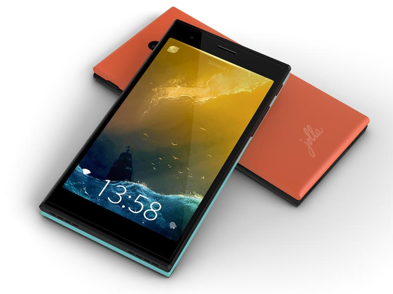 Jolla Sailfish OS Smartphone launched in India for Rs. 16,499