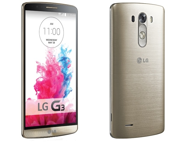 LG G3 with 5.5 inch Quad HD screen launched in India for Rs. 47,990