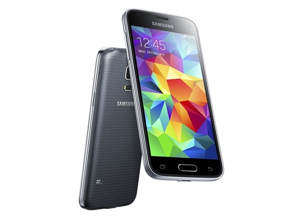 Samsung Galaxy S5 Mini Duos listed on Samsung India website