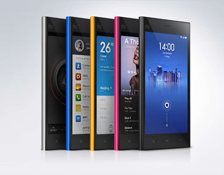 Xiaomi MI 3 Smartphone
