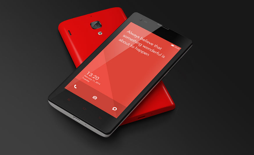 Xiaomi RedMi 1S with 4.7 inch screen launched in India for Rs. 6,999