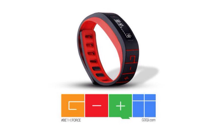GOQii Life Fitness Band cum Coach launched in India for Rs. 6,999