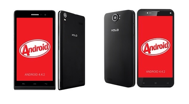 Xolo Play 8X-1200 and Xolo A1000s running Android Kitkat listed online