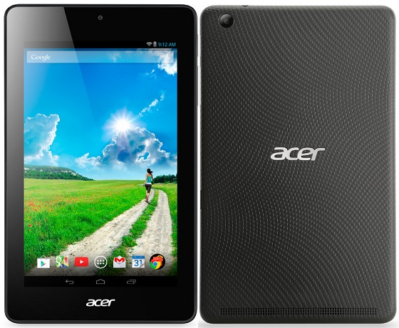 Acer Iconia One 7 B1-730HD with 7 inch screen launched at for Rs. 8,499