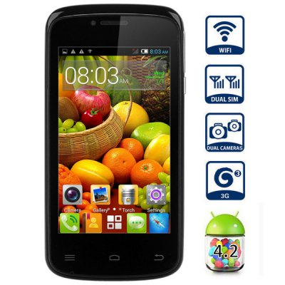 Cubot GT95 3G Specifications, features and Price