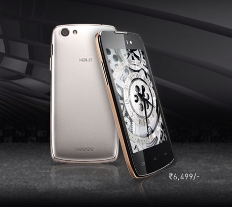 Xolo Q510s with 4 inch screen launched in India at Rs. 6,499