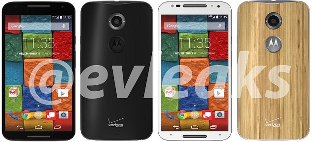 Motorola Moto X+1 image leaked ahead of official launch