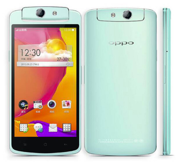 Oppo N1 Mini with 5 inch screen launched in India at Rs. 26,990