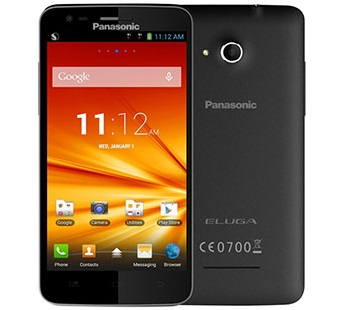 Panasonic Eluga A with 5 inch screen launched at Rs. 9,490