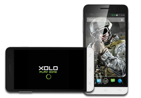 Xolo Play 8X-1100 with 5 inch screen, Octa core processor listed