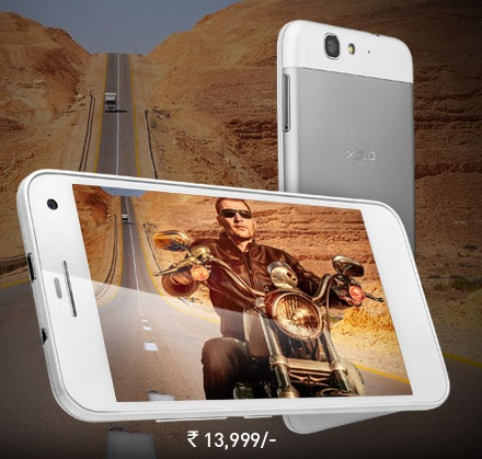 Xolo Q1000s Plus with 5 inch FHD screen launched at Rs. 13,999