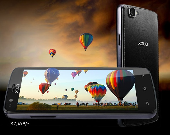 Xolo Q610s with 4.5 inch screen, leather finish launched for Rs. 7,499