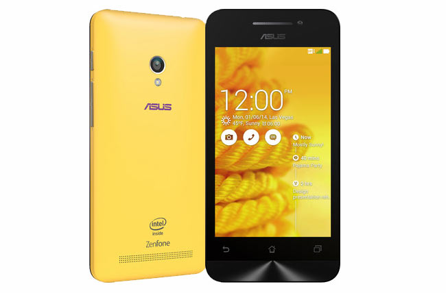 Asus Zenfone 4 A450CG with 4.5 inch screen now available on flipkart for Rs. 6,999