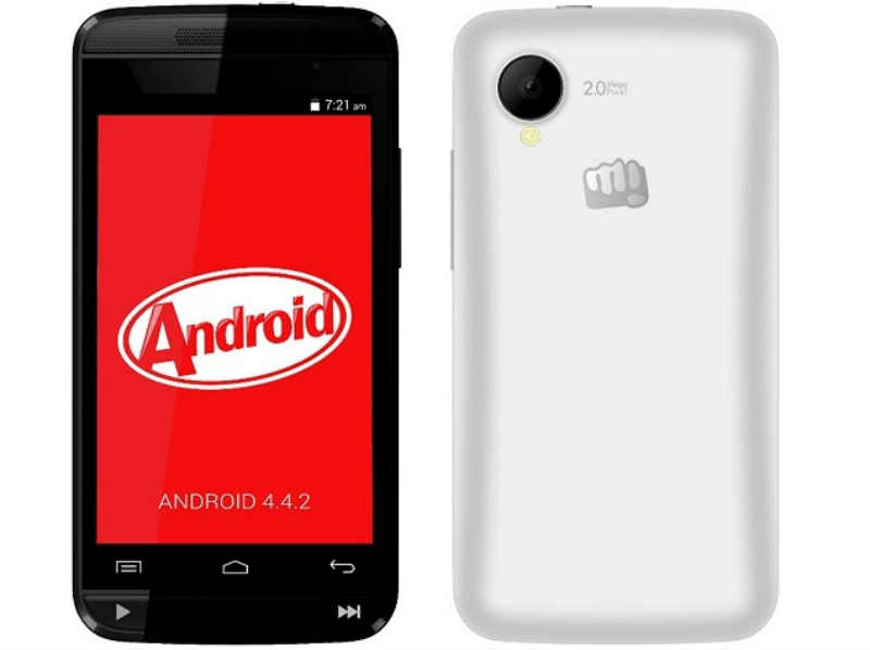 Micromax Bolt A082 goes on sale in India for Rs. 4,399