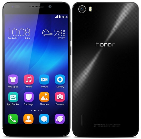Huawei Honor 6 with 5 inch FHD screen launched in India for Rs. 19,999