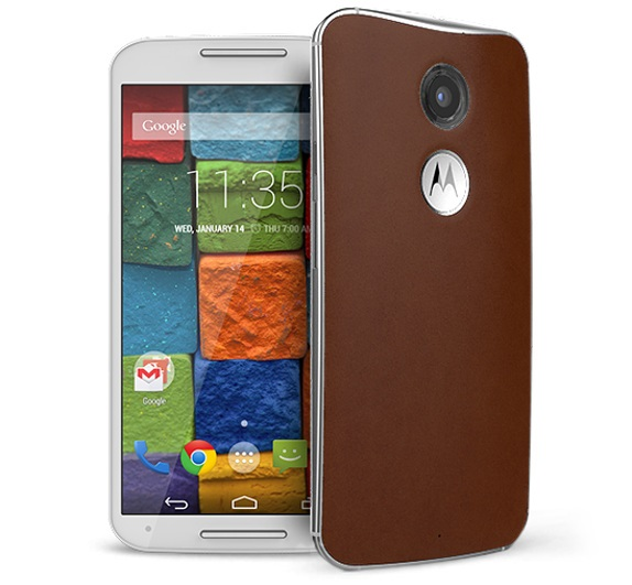 Moto X (2nd Gen) Pure Edition now available with 64 GB Storage