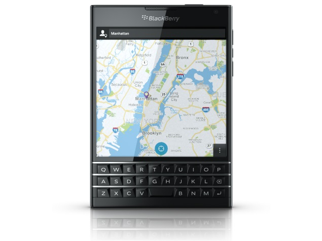 BlackBerry Passport with 4.5 inch Square Display launched in India for Rs. 49,990