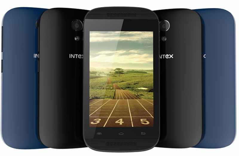 Intex Aqua T2 running Android Kitkat launched in India for Rs. 2,699
