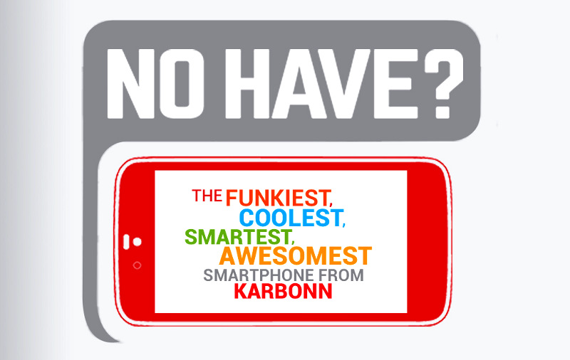 Karbonn teases Snapdeal Exclusive Android One smartphone launch on 15 Sept