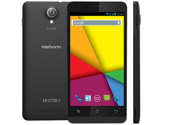 Karbonn Titanium S5 Ultra with 5 inch screen launched on eBay for Rs. 6,999