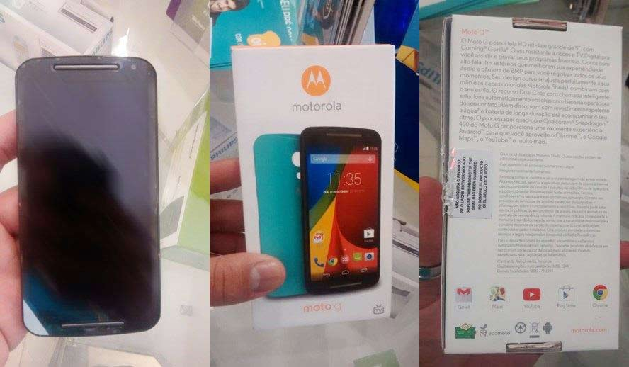 Flipkart prepares big for New Moto G XT1068 launch, imports 150,000 units
