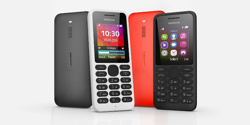 Nokia 130 Dual Sim feature phone launched in India for Rs. 1,848