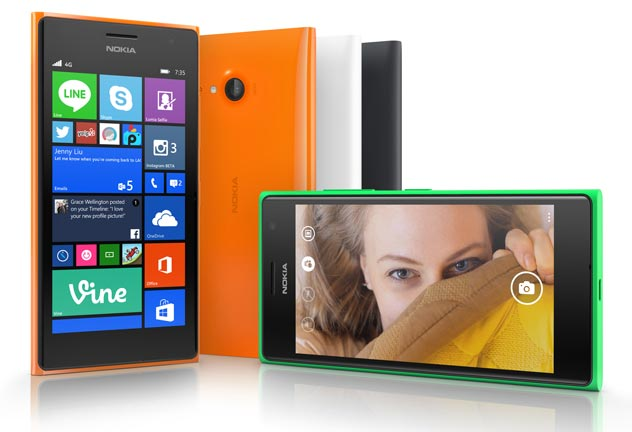 Nokia Lumia 730 with 5 MP selfie camera launched in India at Rs. 15,299