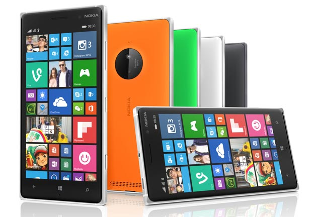 Nokia Lumia 830 with 5 inch HD screen launched in India for Rs. 28,799