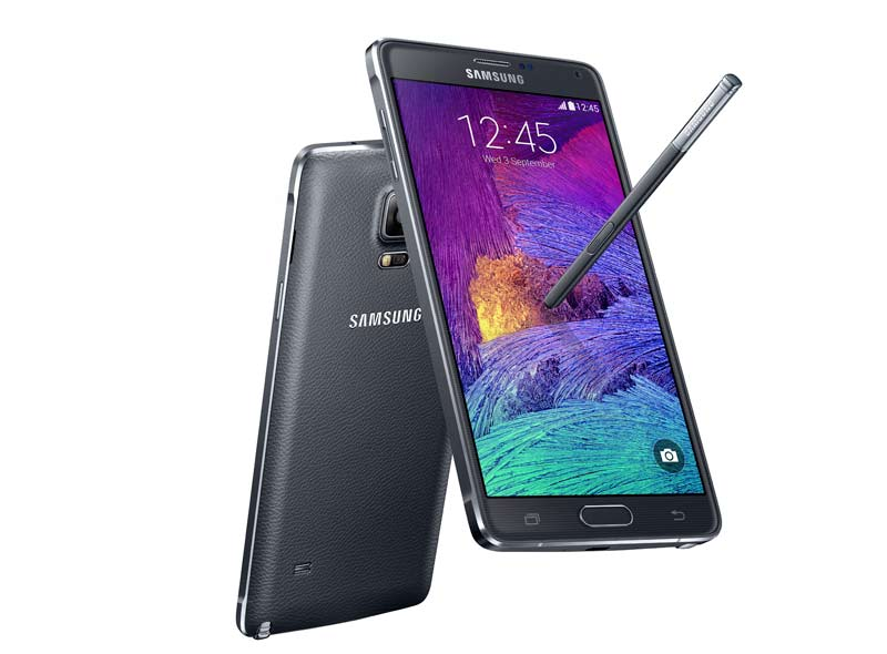 Samsung Galaxy Note 4 with 5.7 inch QHD display announced at IFA