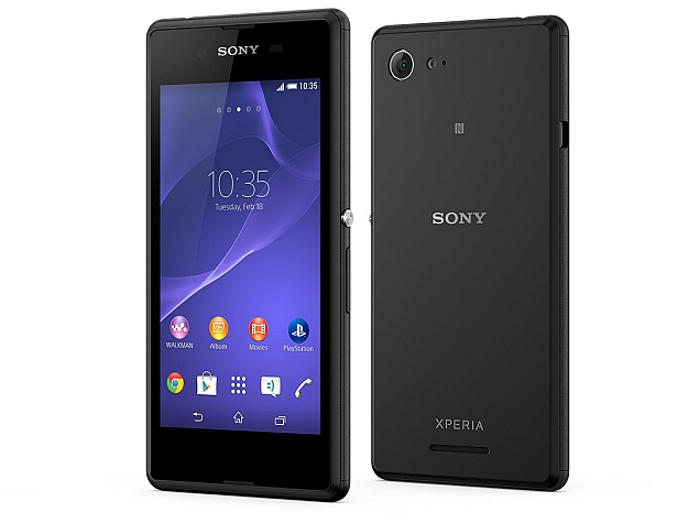 Sony Xperia E3 and Sony Xperia E3 Dual features and specifications
