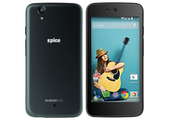 Spice Android One Dream Uno Mi-498 available on Flipkart for Rs. 6,299