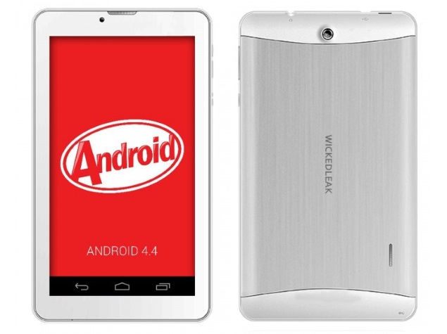 Wickedleak Wammy Desire 3 Voice calling tablet launched for Rs. 5,990