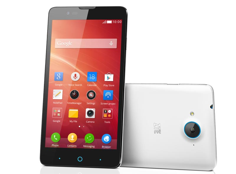 ZTE V5 with 5 inch screen, Android Kitkat launched in India for Rs. 10,999