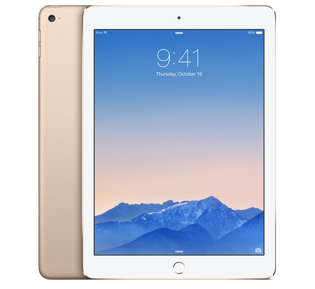 Apple launches thinner iPad Air 2 and iPad Mini 3