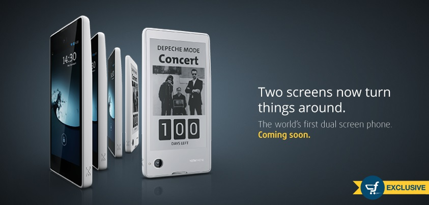 Flipkart teases exclusive launch of YotaPhone in India