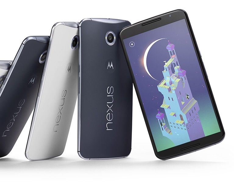 Google Nexus 6 with 6 inch Quad HD screen listed on Flipkart
