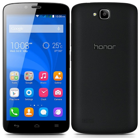 Huawei Honor Holly with 5 inch screen launched in India at Rs. 6,999