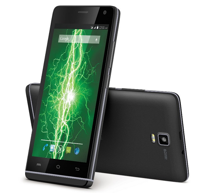 Lava Iris Fuel 50 with 5 inch screen launched in India for Rs. 7,799