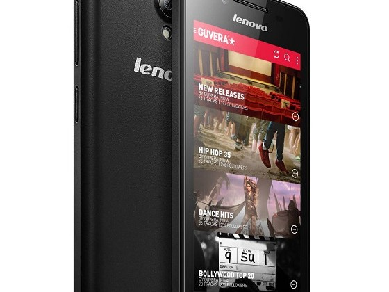 Lenovo RocStar A319 Music smartphone launched in India at Rs. 6,499