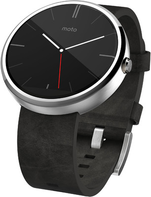 Motorola Moto 360 smartwatch now available on Flipkart for Rs. 17,999