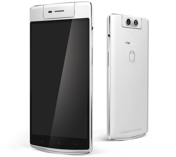 OPPO N3 with 5.5 inch screen launched in India for Rs. 42,990