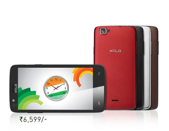Xolo One launched at Rs. 6,599, promises an upgrade to Android 5.0 Lollipop