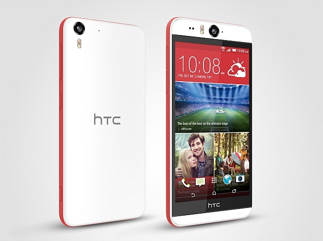 HTC Desire Eye with 13 Megapixel selfie camera announced