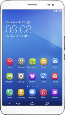 Huawei MediaPad X1 voice calling tablet up for pre order on Flipkart for Rs. 19,999