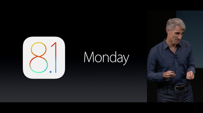 Apple releases iOS 8.1 with camera roll, Apple pay and other improvements